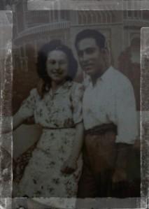 Esteban y María